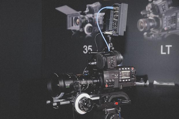 Что могут кинокамеры VariCam