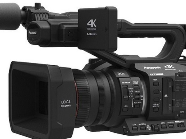 Panasonic анонсировала выпуск новой серии 4K-камер UX