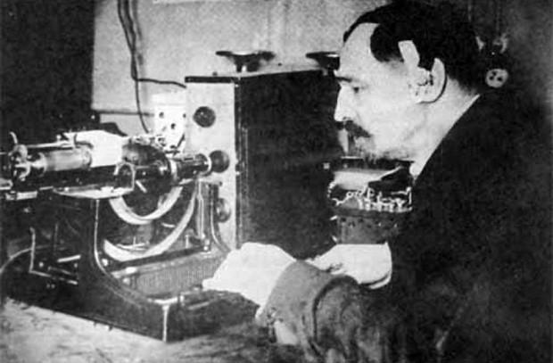 22 мая 1911 года Борис Львович Розинг провел первую в мире телевизионную передачу