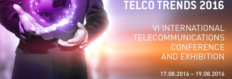 Диана Володкевич: Telco Trends — лучшее место встречи профессионалов стран ЕС и СНГ
