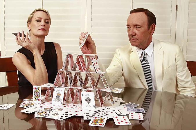 «Карточный домик» может получить развитие в виде спин-оффа