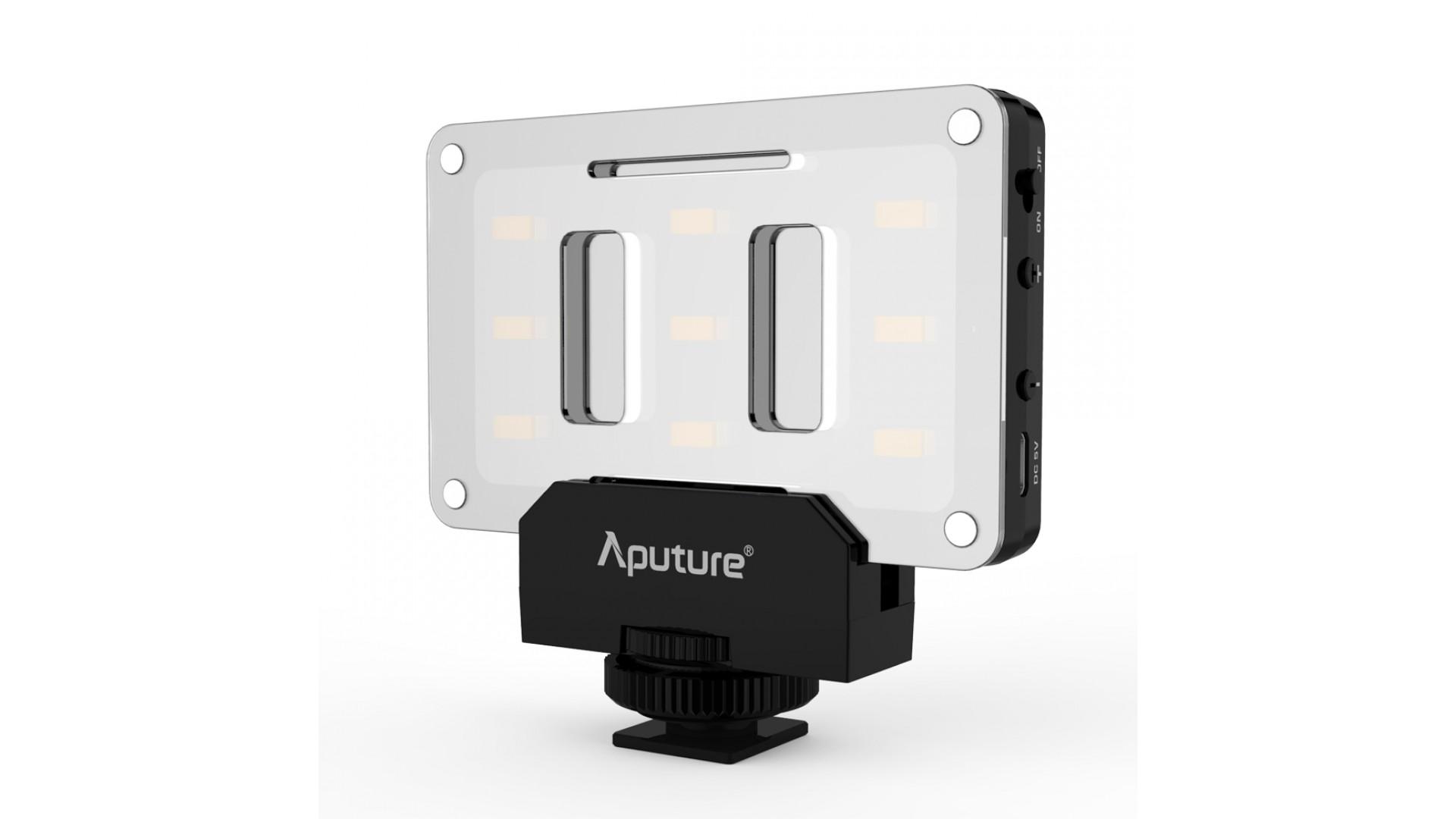Apurture представила уникальный LED-осветитель Amaran M9