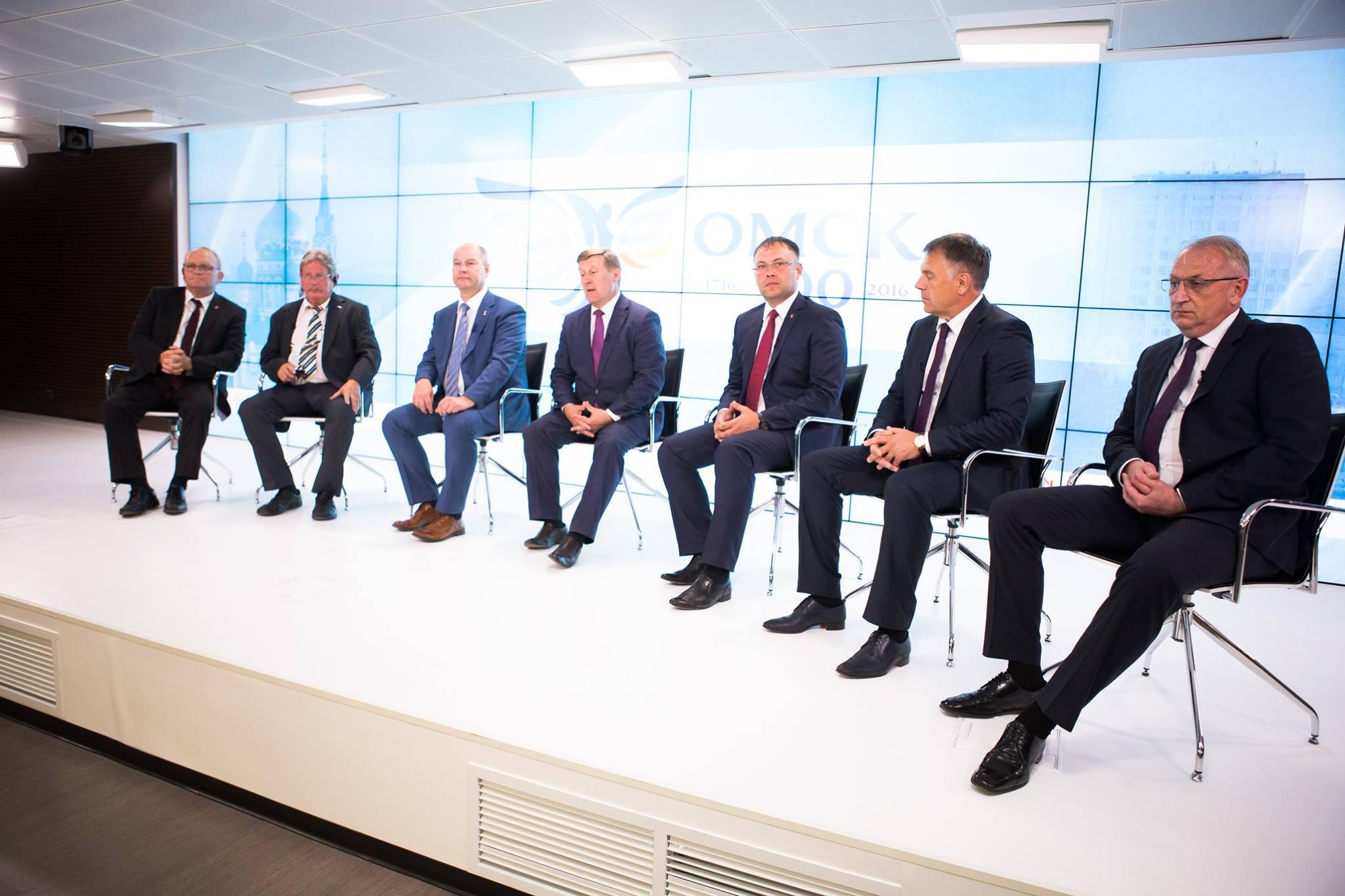 Мэры российских городов высоко оценили производственные мощности холдинга «МКР-Медиа»