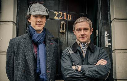 """Стала известна дата выхода первой серии четвертого сезона """"Шерлока"""""""