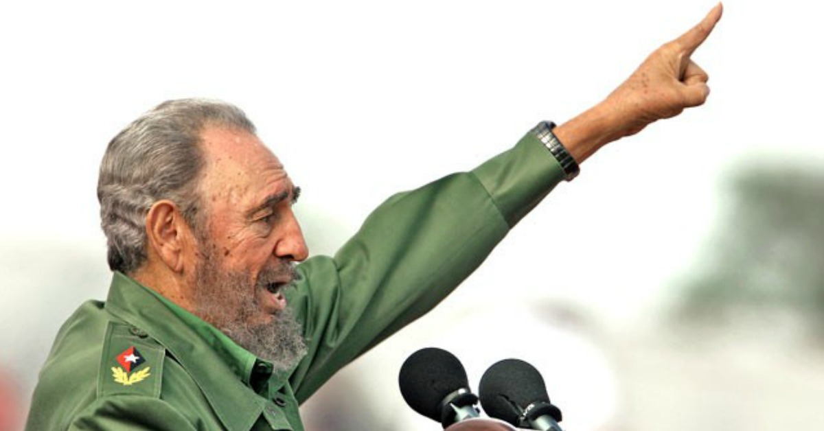 a discussion of the features of fidel castros leadership in cuba The cuban leadership younger brother of the previous first secretary and president of cuba, fidel castro features quizlet live quizlet learn diagrams.