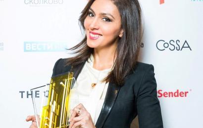Генеральный директор РОСКИНО Екатерина Мцитуридзе – Лауреат Первой Национальной премии бизнес-коммуникаций