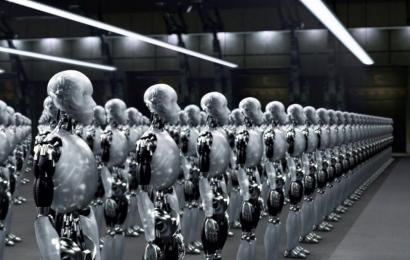 Россияне боятся нового оружия и роботов
