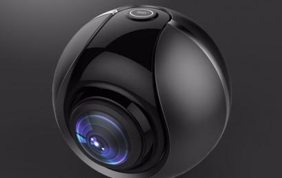 Elephone представила камеру в форме шара для смартфонов