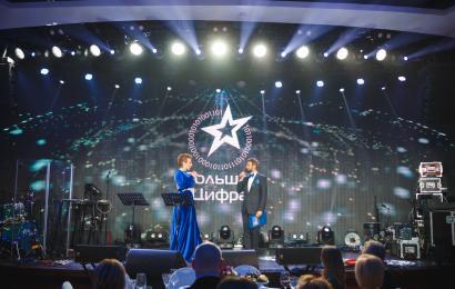 «Газпром-медиа» стал обладателем пяти наград «Большая цифра»