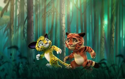 «Лео и Тиг» признан самым перспективным мультфильмом для показа в других странах