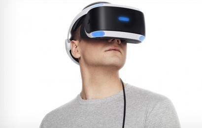 Новинка от Sony позволит смотреть через VR-шлем глазами четырех человек