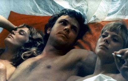 Фотограф Rolling Stone покажет в Москве фильм More с музыкой Pink Floyd