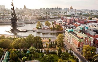 «Москва влюбленная» представлена на Каннском кинофестивале