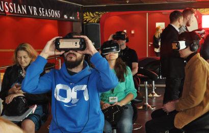 Гости Московского кинофестиваля оценили первый виртуальный кинотеатр «Мульт VR»