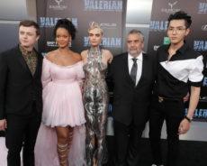 Мировая премьера фильма «Валериан и город тысячи планет»