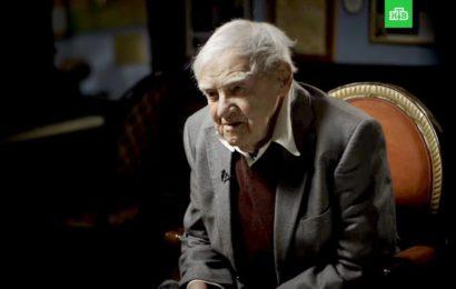 НТВ представляет документальный проект «Даниил Гранин. Исповедь»