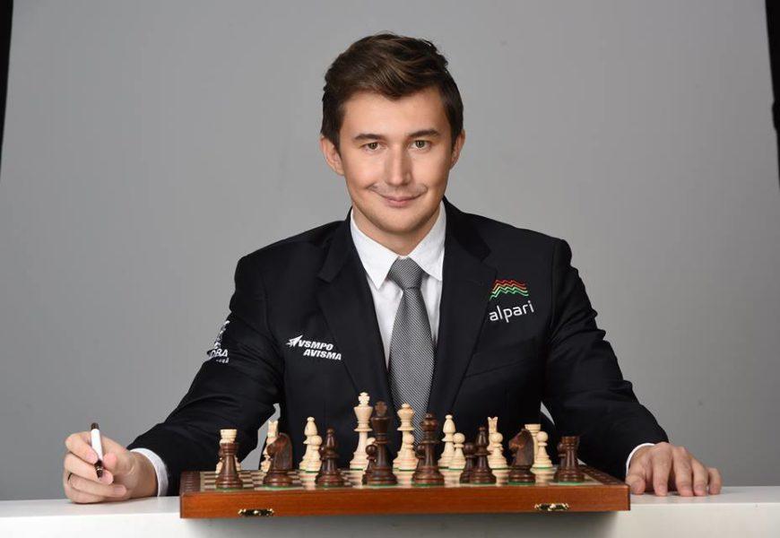 29 августа в Телецентре Останкино состоится особенный шахматный поединок