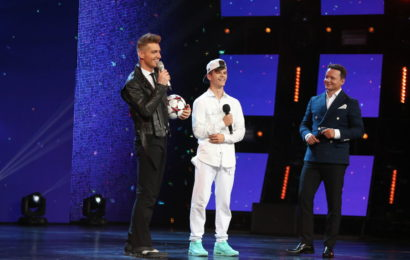 Алексей Воробьёв станцевал брейк-данс в проекте НТВ «Ты супер! Танцы»
