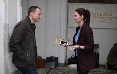 Елизавета Боярская приступила к съёмкам в новом сериале НТВ