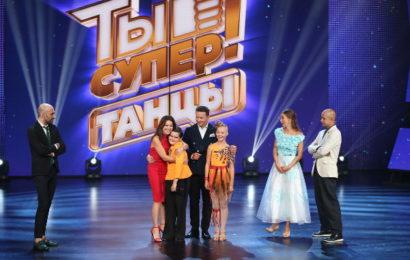 Екатерина Волкова подарила талисман участнику «Ты супер! Танцы»