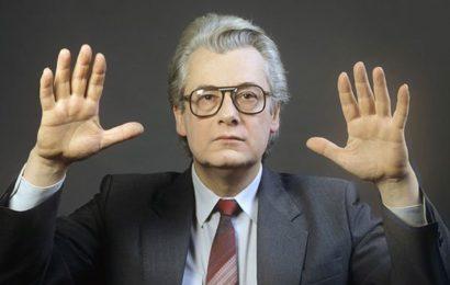 Умер Аллан Чумак