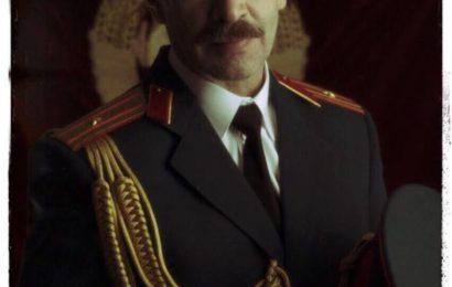 Владимир Машков в новом сериале телеканала НТВ «Юбилейный встречный»