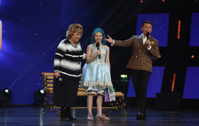Лариса Рубальская пригласила участницу проекта «Ты супер! Танцы» выступить на своём авторском вечере