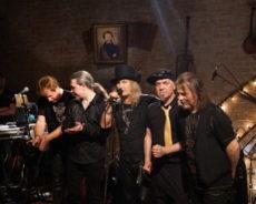 Группа «Рондо» в гостях у Квартирника на НТВ у Маргулиса