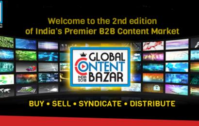 Global Content Bazar приглашает всех работников ТВ и кино на ярмарку контента в Мумбай, Индию!