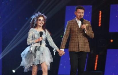 Александр Олешко спел на молдавском языке с участником второго сезона «Ты супер!»