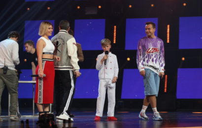СуперДискотека на НТВ: группа «Дискотека Авария» поддержала участника «Ты супер! Танцы»