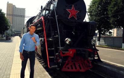 Премьера! Телеканал НТВ покажет «Поезд будущего»