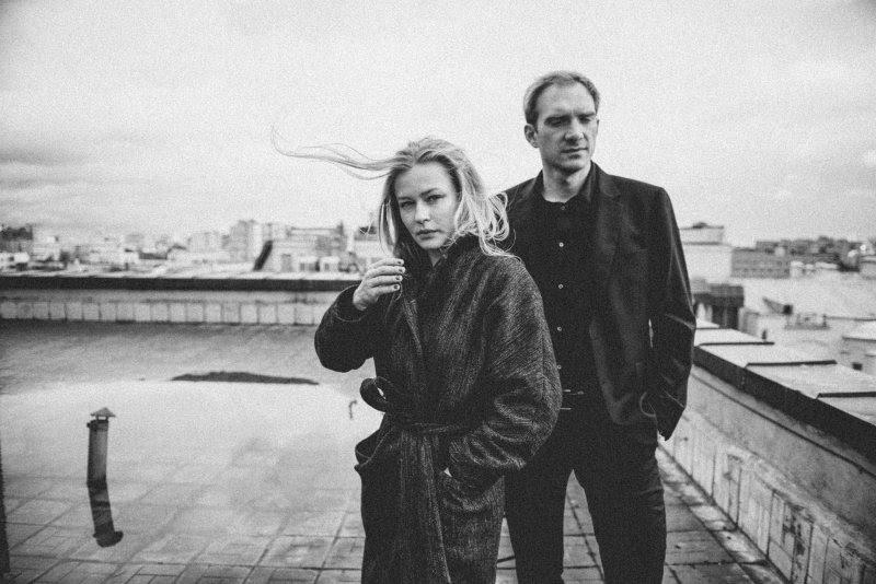 Юлия Пересильд в спектакле «Солнечная линия» по пьесе Ивана Вырыпаева