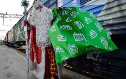 Российский Дед Мороз подсчитал, какое количество чудес он успел совершить вместе с НТВ в этом году