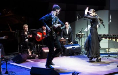 «Огонь фламенко» на сцене ЦДХ