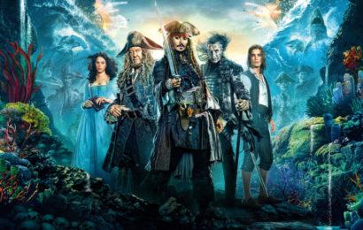 «Пираты Карибского моря: Мертвецы не рассказывают сказки» – эксклюзивно на канале «Кинопремьера»