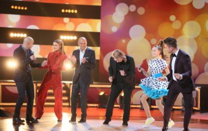 Егор Дружинин поделился профессиональным секретом с участницей «Ты супер!»
